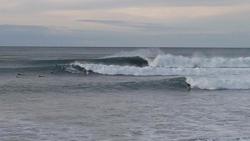 Surf report Lafiténia - France (64) 2012-12-31 16:00:00