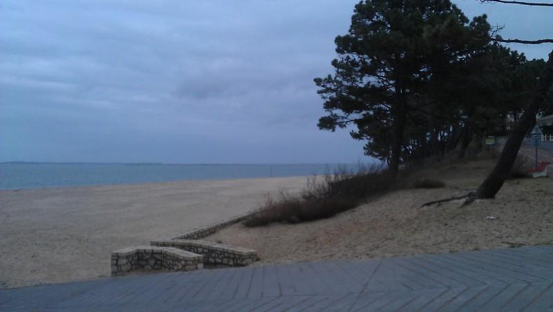 Wind report Arcachon - Les Arbousiers - France (33) 2012-01-03 10:00:00