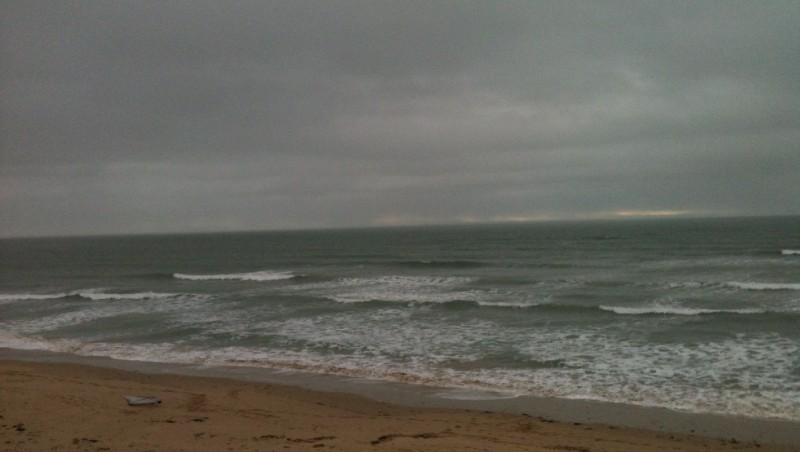 wind report Les Gouillauds - France (17) 2012-01-21 13:00:00