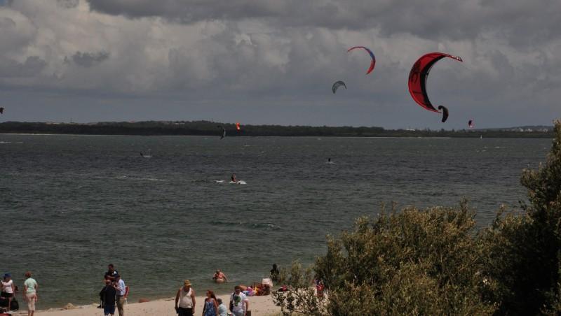 Wind report Bondi beach - Australie (AU) 2012-01-29 13:00:00