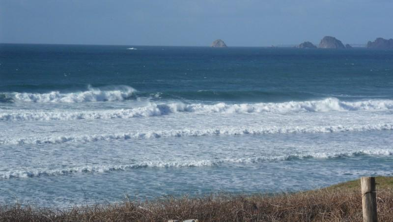 Surf report La Palue - France (29) 2012-02-05 14:00:00