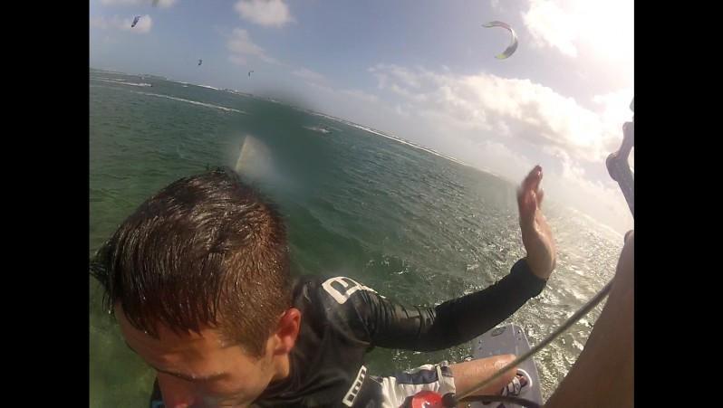 Wind report Cap Chevalier - Martinique (MQ) 2012-02-10 09:00:00