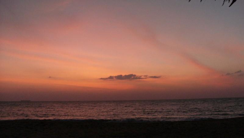 Wind report Kalpitya lagoon - Sri Lanka (LK) 2012-02-12 12:00:00