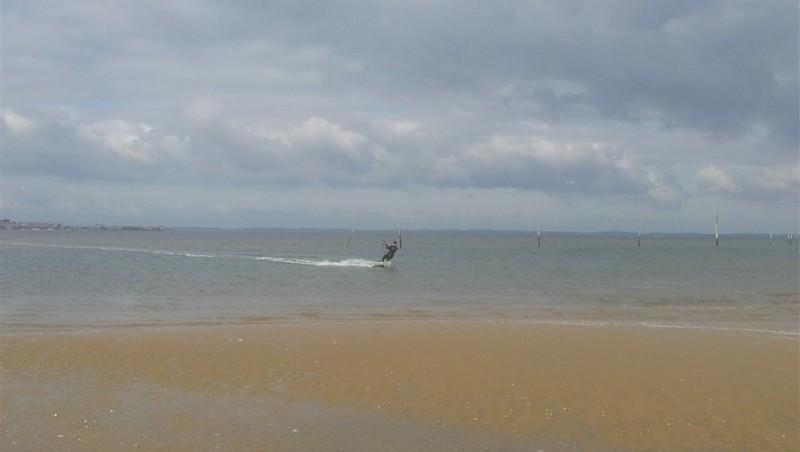 Wind report La Hume - France (33) 2012-02-14 10:00:00