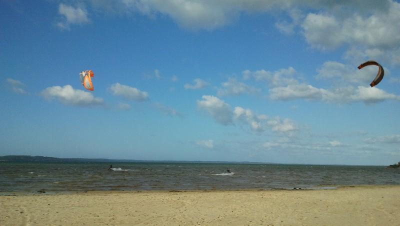 Wind report Navarrosse - France (40) 2012-02-19 11:00:00