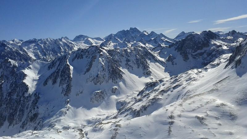 snow report Artouste - France (64) 2012-02-09 11:00:00