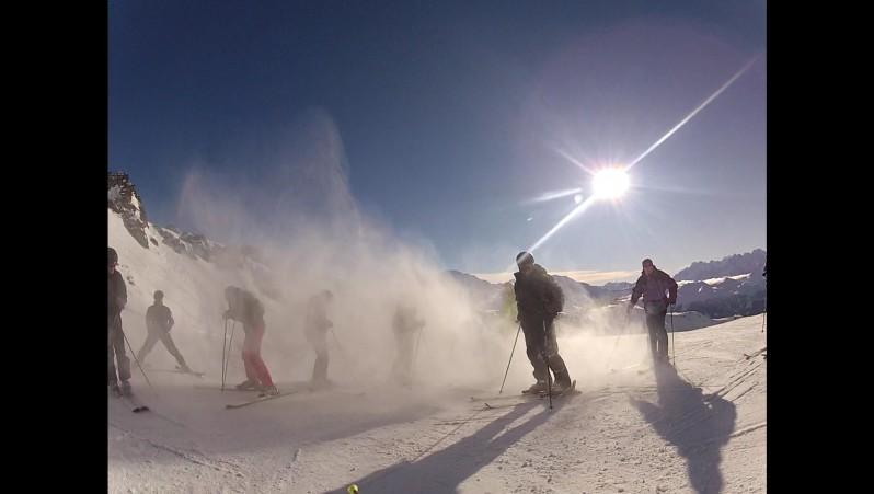 Snow report Verbier - Suisse (CH) 2012-01-13 09:00:00