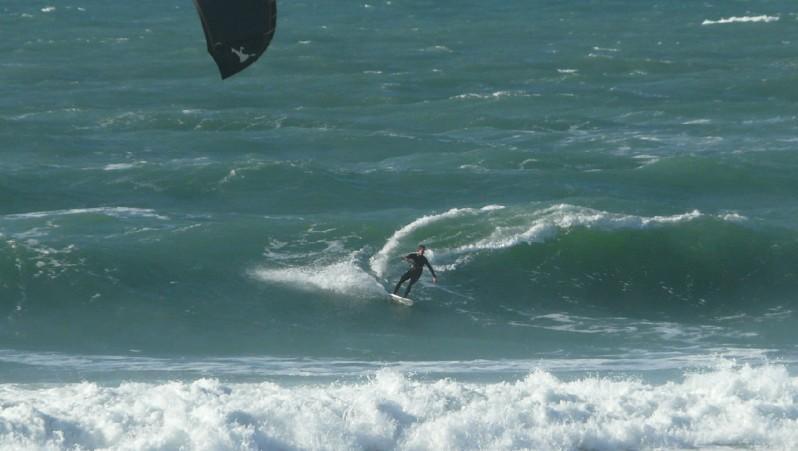 Wind report Lacanau Océan - La Nord - France (33) 2012-02-19 11:00:00