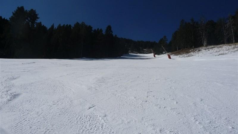 Snow report La Molina - Espagne (ES) 2012-02-22 10:00:00
