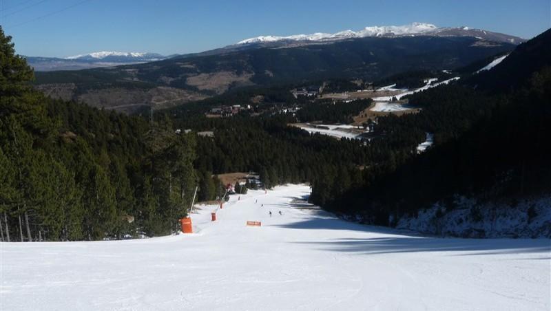 Snow report La Molina - Espagne (ES) 2012-02-23 09:00:00