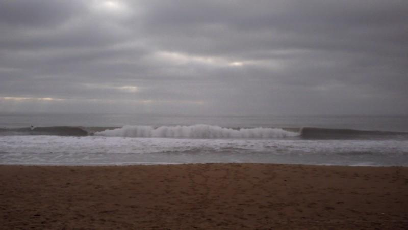 Surf report Bud Bud - France (85) 2012-02-24 14:00:00