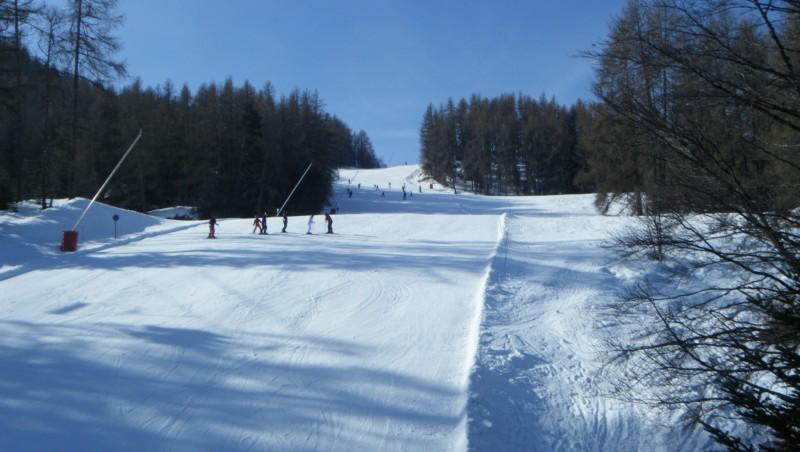 Snow report Ancelle - France (05) 2012-02-27 10:00:00