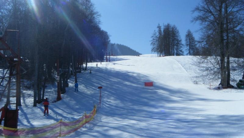 Snow report Ancelle - France (05) 2012-02-28 09:00:00