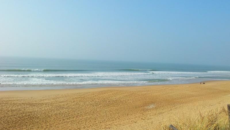 Surf report La Térrière - France (85) 2012-03-02 15:00:00
