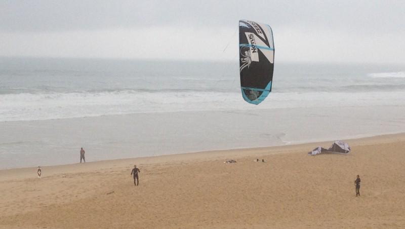 Wind report Lacanau Océan - La Nord - France (33) 2012-03-04 16:00:00