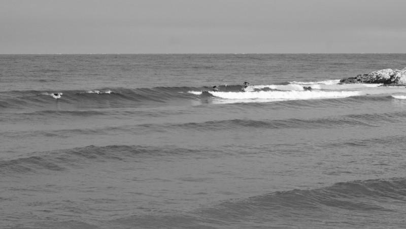 Surf report Beaulieu sur Mer - Niven - France (06) 2012-03-07 09:00:00