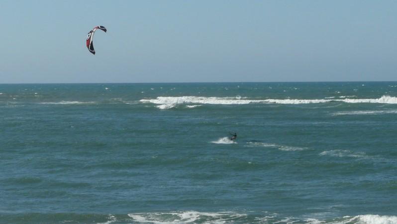 Wind report La Bobine - Maroc (MA) 2012-03-07 15:00:00