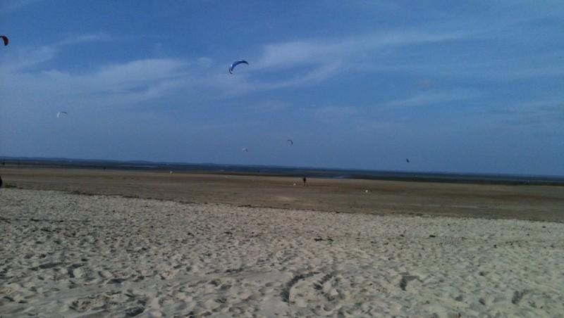 Wind report La Hume - France (33) 2012-03-10 15:00:00