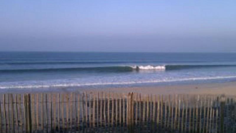 Surf report Gwendrez - France (29) 2012-03-12 08:00:00