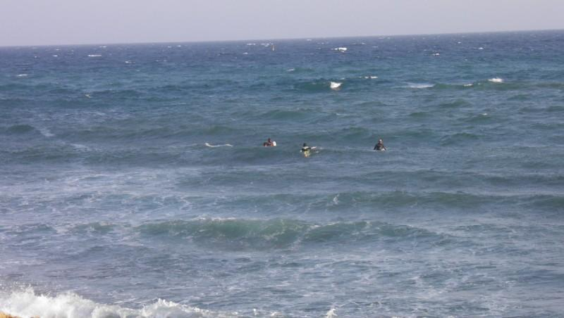 Surf report La Couronne - France (13) 2012-03-17 17:00:00