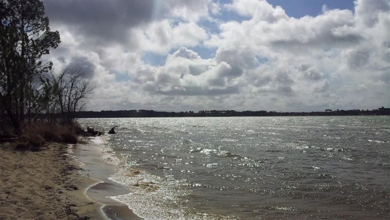 Wind report Les Aigrettes - France (40) 2012-03-18 12:00:00
