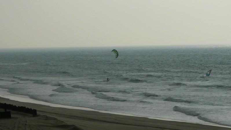 Wind report Biscarrosse Plage - France (40) 2012-03-20 16:00:00