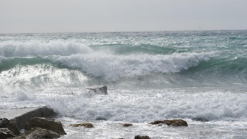 Surf report Les douaniers - France (06) 2012-03-23 09:00:00