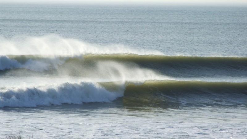 Surf report Montalivet - France (33) 2012-03-25 15:00:00