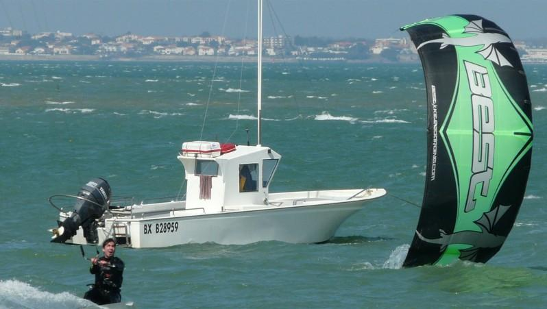 Wind report La Chambrette - France (33) 2012-04-01 15:00:00