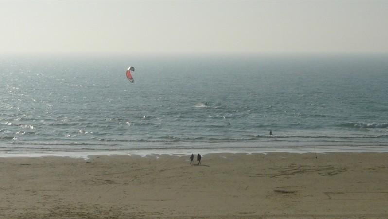 Wind report Biscarrosse Plage - France (40) 2012-03-31 18:00:00