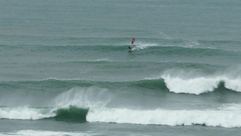 Surf report Lafiténia - France (64) 2012-04-25 16:00:00