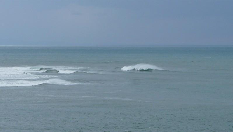 Surf report Lafiténia - France (64) 2012-04-25 16:00:00