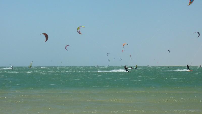 Wind report Dakhla - La Lagune - Maroc (MA) 2012-04-29 12:00:00
