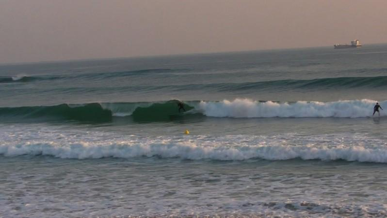 Surf report Les Sables-d'Olonne -  Le Tanchet - France (85) 2012-05-24 16:00:00