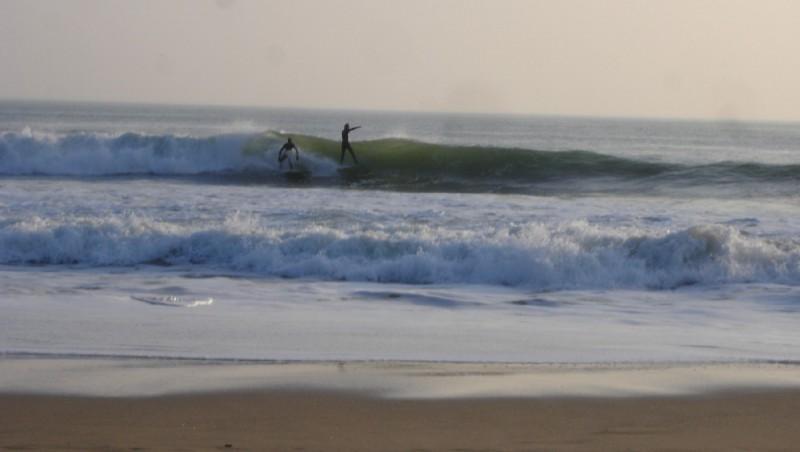 Surf report La Govelle - France (44) 2012-03-24 17:00:00