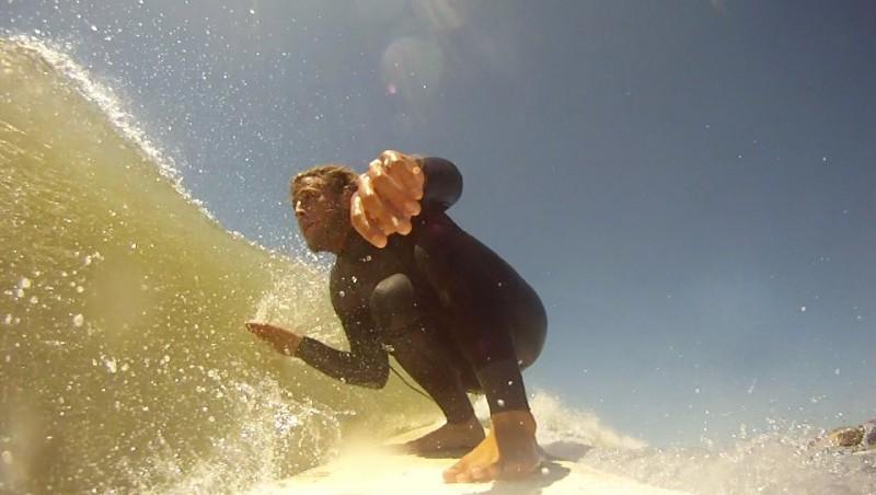 Surf report Montalivet - France (33) 2012-06-01 14:00:00