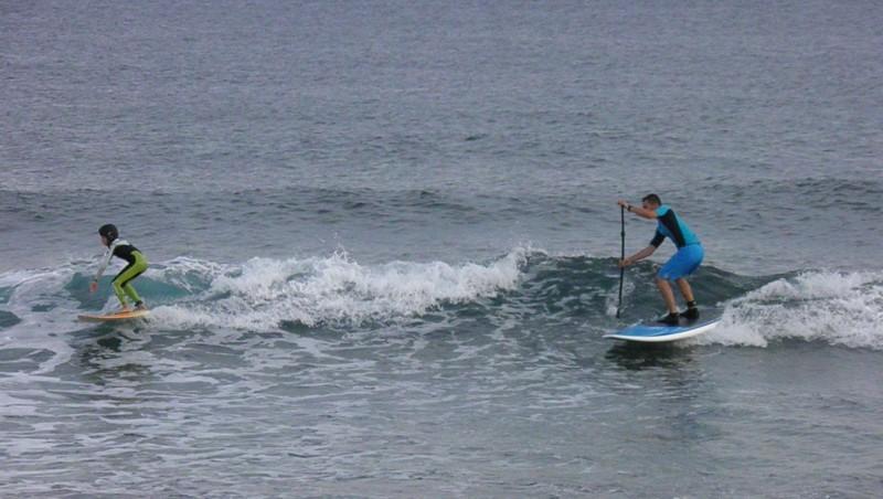 Surf report Sausset-les-Pins - L'Hermitage - France (13) 2012-06-08 17:00:00