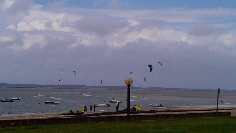 Wind report Arcachon - Les Arbousiers - France (33) 2012-06-11 14:00:00