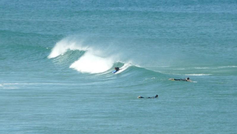 Surf report Cap de l'Homy - France (40) 2012-06-14 11:00:00