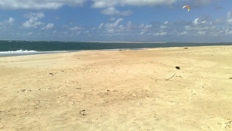 Wind report La Lagune - France (33) 2012-06-11 17:00:00