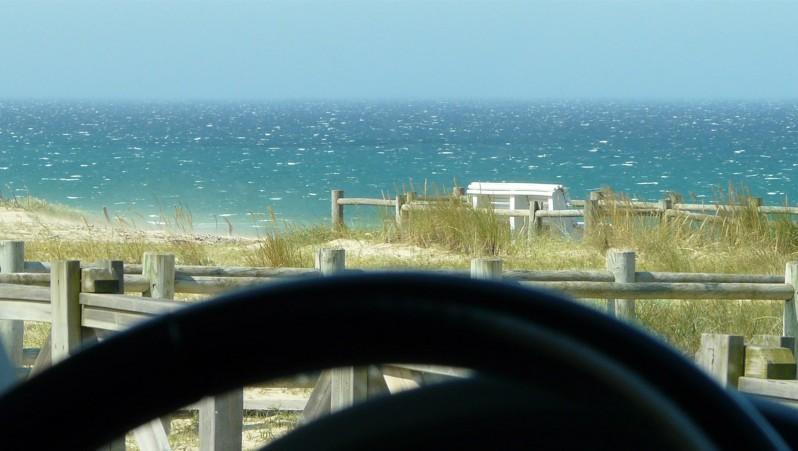 Wind report Cap de l'Homy - France (40) 2012-06-21 11:00:00