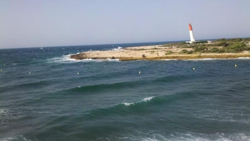 Surf report La Couronne - France (13) 2012-06-30 10:00:00