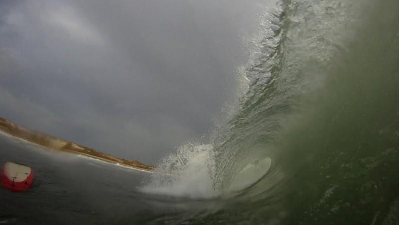 Surf report Montalivet - France (33) 2012-06-27 18:00:00