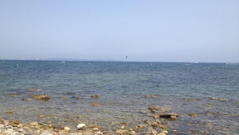 Wind report Cannes - Palm Beach - France (06) 2012-06-30 14:00:00
