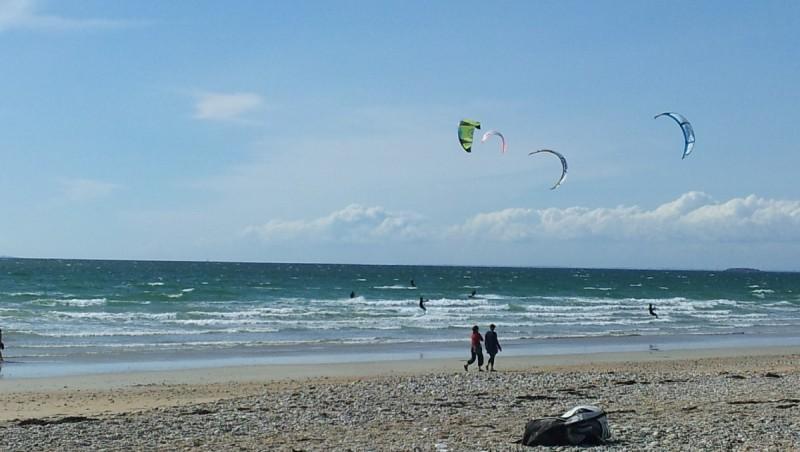 Wind report Penthièvre - France (56) 2012-07-29 17:00:00