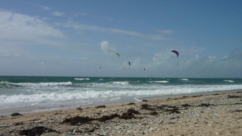 Wind report Penthièvre - France (56) 2012-08-02 15:00:00