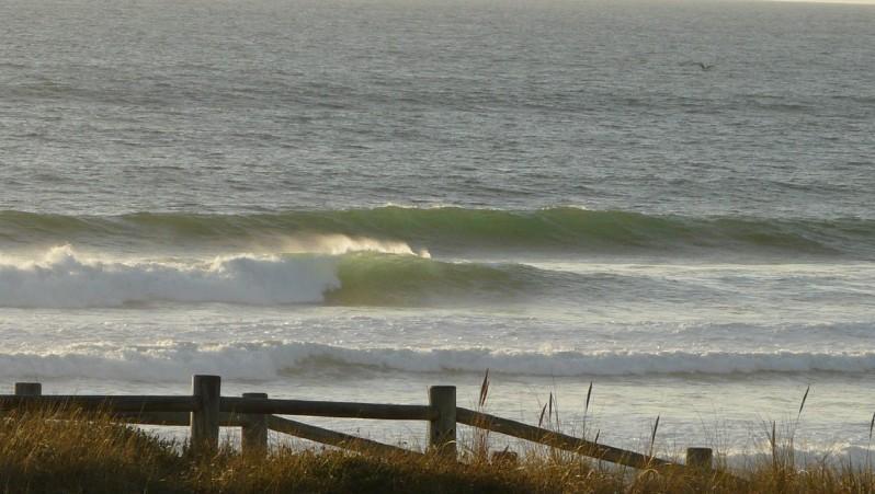 Surf report Cap de l'Homy - France (40) 2012-08-03 16:00:00
