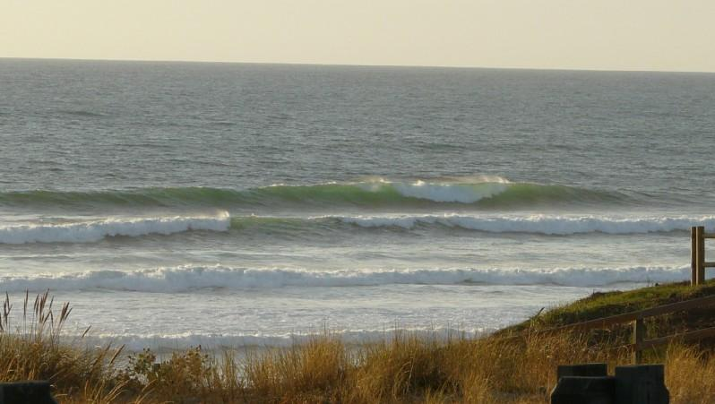 Surf report Cap de l'Homy - France (40) 2012-08-03 16:00:00