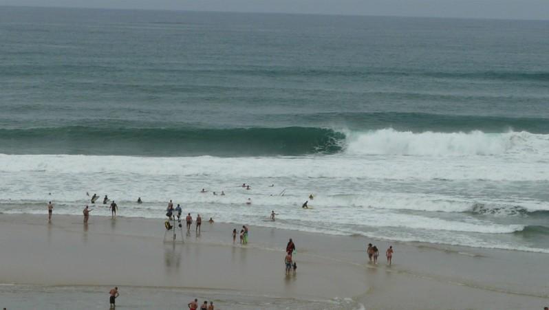 Surf report Cap de l'Homy - France (40) 2012-08-04 11:00:00