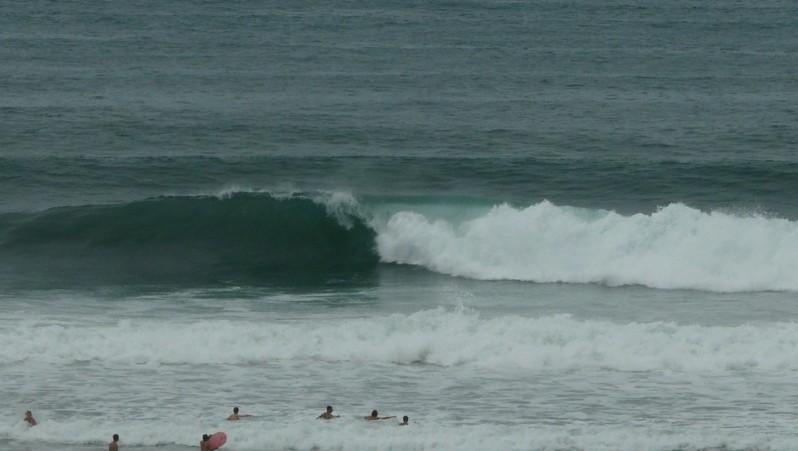 Surf report Cap de l'Homy - France (40) 2012-08-04 11:00:00